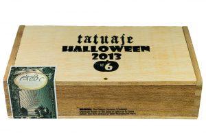 Blind Cigar Review: Tatuaje | Halloween 2013 Jason JV13