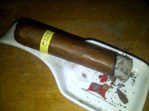 Blind Cigar Review: Panacea | Green 560