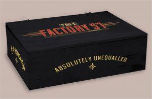 """Cigar News: Kurt A. Kendall Announces """"Factory 57"""""""