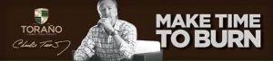 "Cigar News: Toraño Family Cigar Co. To Unveil ""The Charlie Toraño Captiva"" at IPCPR"