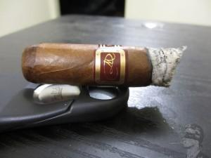 Quick Cigar Review: Daniel Marshall Red Label Churchill
