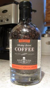 Accessory Review: Whiskey Barrel Coffee