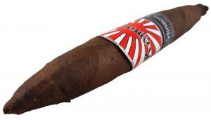 Blind Cigar Review: Crimson Lord | Kamikaze Figurado Double Head