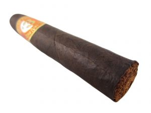Blind Cigar Review: Legend Cigars   John Starks #3 Signature Series Maduro Robusto