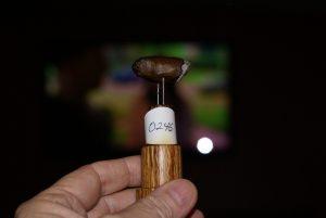 Blind Cigar Review: Crux | Classic Churchill Marblehead