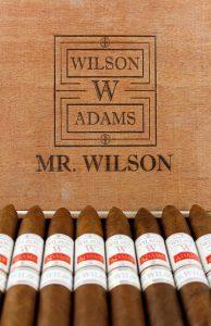 Cigar News: Wilson Adams Unveils Limited Edition Mr. Wilson