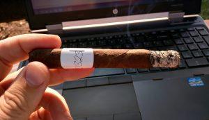 Blind Cigar Review: Epicurean | Gonzo Santeria Ruca