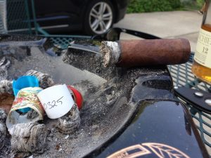 Blind Cigar Review: Exactus | Puro Ambar Short Robusto