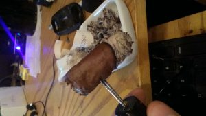 Blind Cigar Review - Revisited: Leccia   White 552