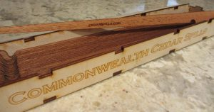 Accessory Review: Commonwealth Cedar Spills and a Giveaway