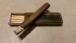 Blind Cigar Review: 1502 | Black Gold Corona